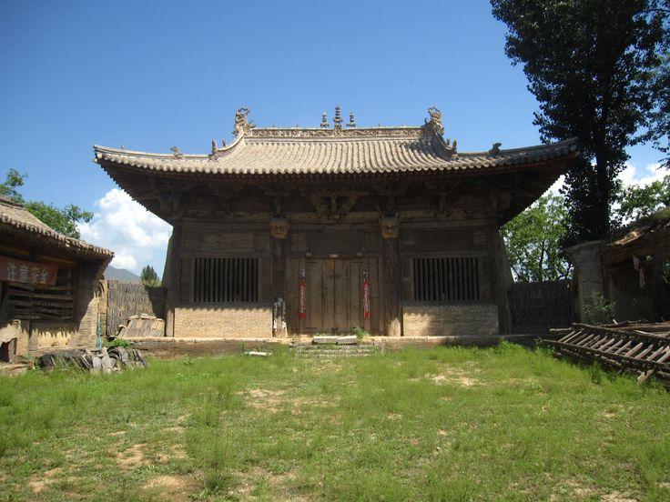 Mt. Wutai.