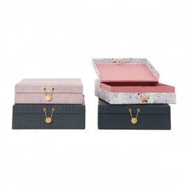 House Doctor Document Box säilytyslaatikkoja