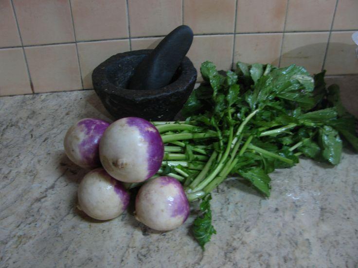Pakistani Cooking: Turnip