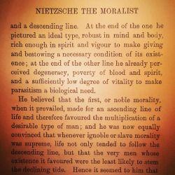 Master/slave morality