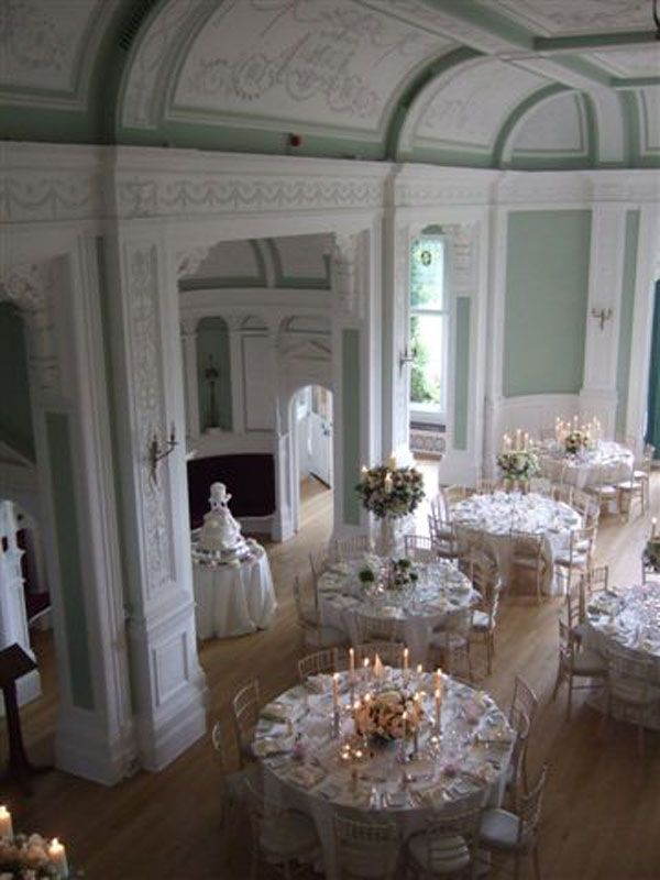 Frensham Heights Wedding Venue in Surrey