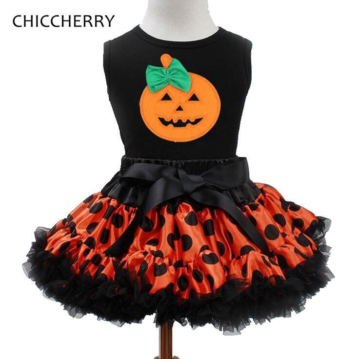 $24.89 (Buy here: https://alitems.com/g/1e8d114494ebda23ff8b16525dc3e8/?i=5&ulp=https%3A%2F%2Fwww.aliexpress.com%2Fitem%2FFashion-2016-Baby-Pumpkin-Halloween-Costumes-Conjunto-Menina-Tops-Lace-Tutu-Skirts-Girls-Clothing-Sets-Kids%2F32705355747.html ) Fashion 2016 Baby Pumpkin Halloween Costumes Conjunto Menina Tops + Lace Tutu Skirts Girls Clothing Sets Kids Halloween Outfits for just $24.89