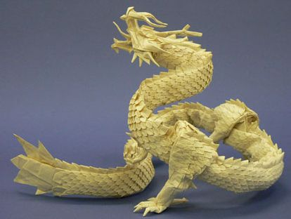 1000+ images about origami dragons on Pinterest   Chinese ... - photo#45