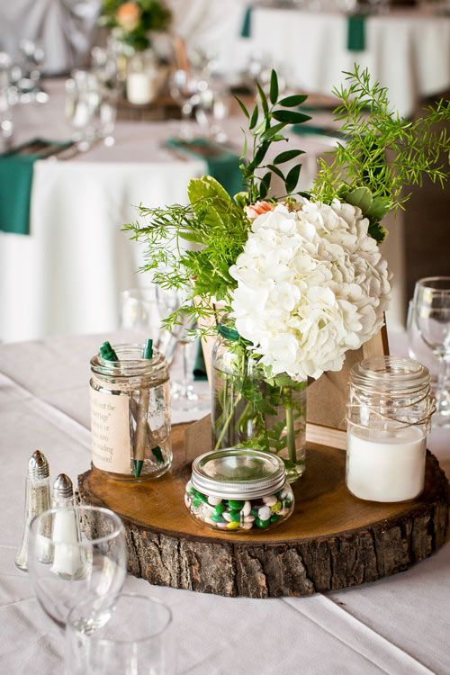 Our favourite ideas for a rustic wedding masa ortas for Idee gartenparty