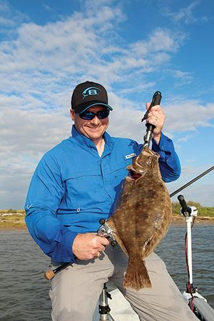 Flounder experts share tips to boost your flounder catches.