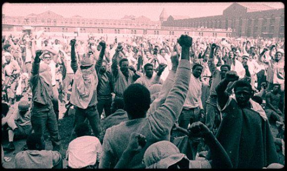 Attica Prison Riot http://tuxedocat007.typepad.com/flashcardhistory/2013/09/attica-prison-riot.html