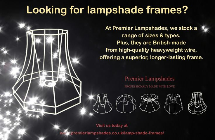 If you are looking for lampshade frames for a new lighting project if you are looking for lampshade frames for a new lighting project we can help at premier lampshades visit our site for more info greentooth Gallery