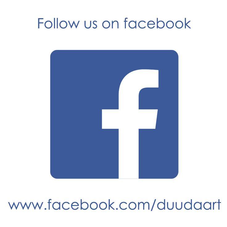 #facebook #duudaart #followus #seguici