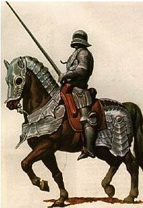 Knight was a term used to refer to a nobleman or warrior, but its root English word was cniht, which meant page boy. The ideas of knighthood are more closely related to the Roman equites. Equites is a Latin word meaning horsemen. The equites were made of Romans wealthy enough to afford horses. Knights in the early middle ages were just horsemen, but it became a sign of nobility and social status as it grew more expensive to get equipped for fighting on horseback. ..........