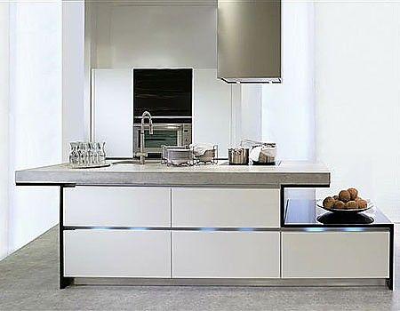ber ideen zu betonarbeitsplatte auf pinterest. Black Bedroom Furniture Sets. Home Design Ideas