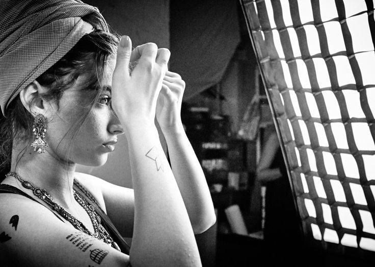 photo shooting - Ayala Bar Summer 16 #AIBIJOUX #AyalaBar #gioiellidautore #bohochic