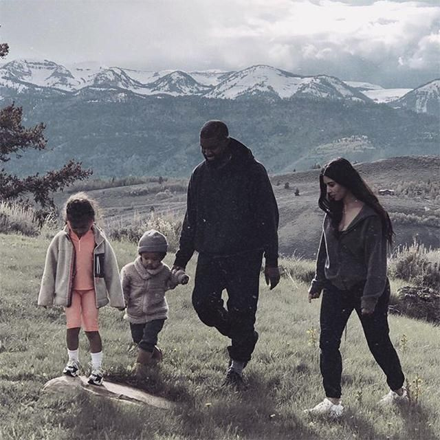 Inside Kim Kardashian And Kanye West S New Wyoming Ranch Kim Kardashian And Kanye Kim Kardashian Kanye West Kim Kardashian