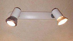 SGL® Ampoule LED GU10 MR16 6W, Equivalent à Ampoule Halogène/Incandescente 50W, Blanc Chaud 2700K, 40° Faisceaux, Spot LED Encastrable, 480LM, IRC>80, Lot de 6: Amazon.fr: Luminaires et Eclairage