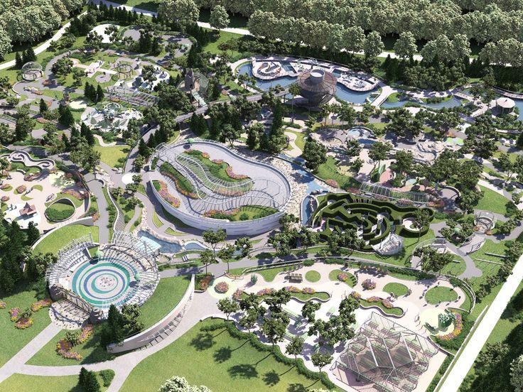 danish architecture landscape design and urban planning