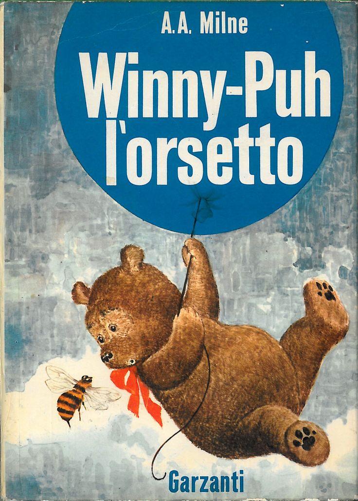 Winny-Puh l'orsetto (1°Ed- First Italian issue, 1967)