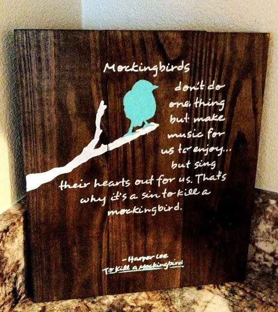 ASAP to kill a mockingbird?