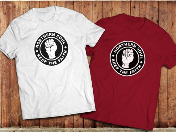 Northern Soul T-Shirt, Tamla Motown, Wigan casino, twisted Wheel #northernsoul #wigancasino