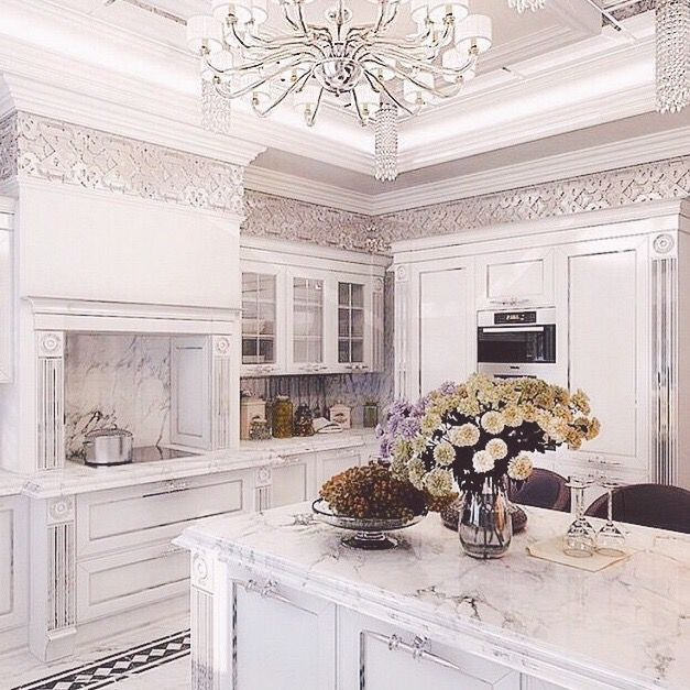 Luxury Kitchen Design Ideas: Best 25+ Elegant Kitchens Ideas On Pinterest