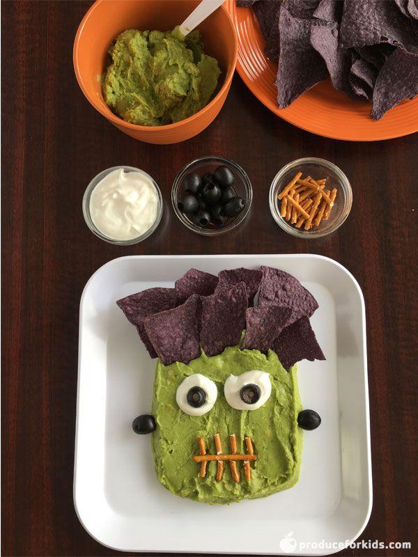 Frankenstein Guacamole
