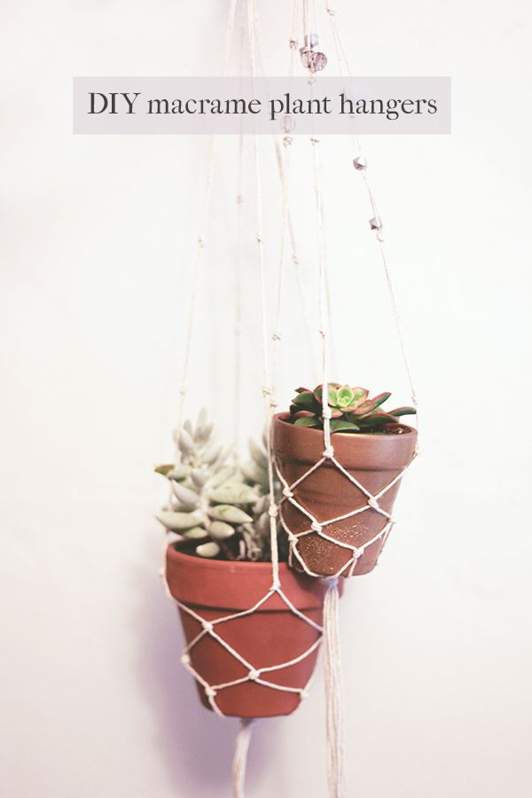 diy macrame hanging planter 1000 images about macrame on macrame plant 9839