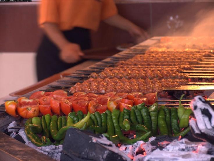 Hımm Hımm, Adana Kebab, Turkey