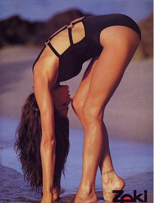 Stephanie SeymourZeki Triko 1992