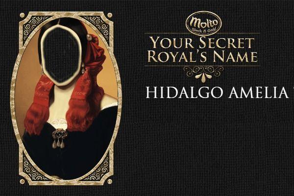 TOLONG AKUI GELAR KEBANGSAANKU! untuk mendapatkan undangan kehormatan YOUR SECRET ROYAL'S NAME