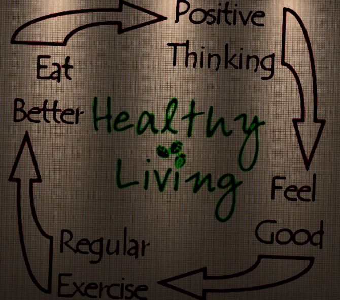 Tips for Healthy Living, Stay Young Healthy