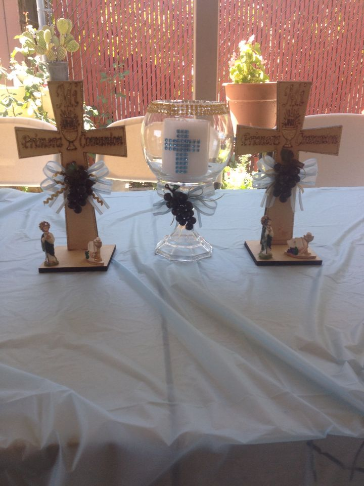 Ideas about communion centerpieces on pinterest