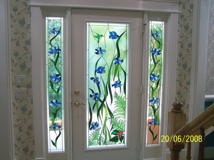 stained glass window designs home. Stained Glass Door 53 best images on Pinterest  glass