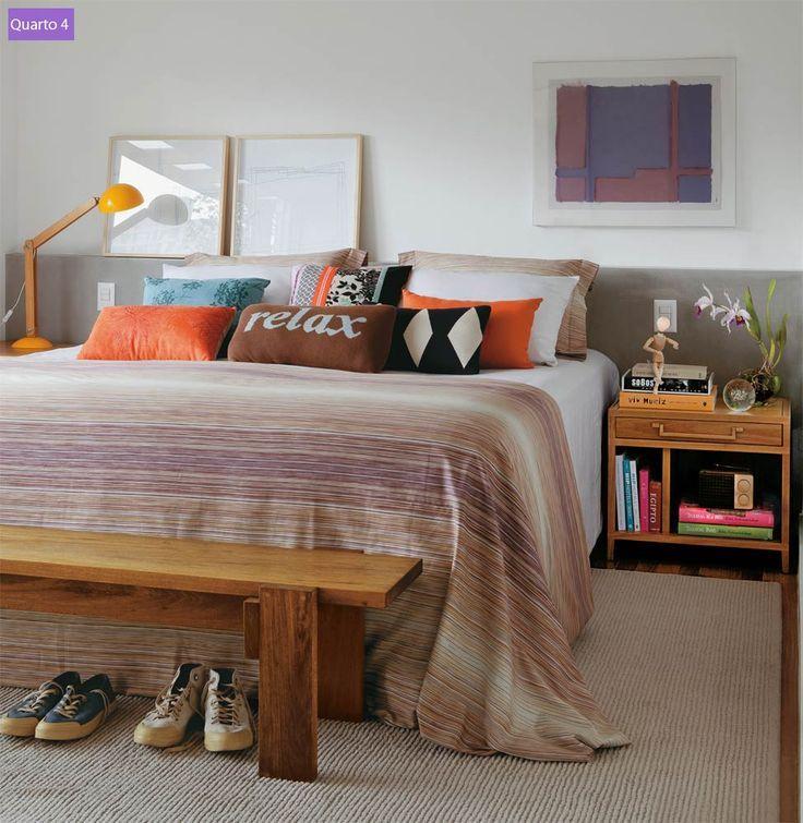 11 quartos de sonho com boas ideias para cabeceira de cama - Casa | sublime decorsublime decor