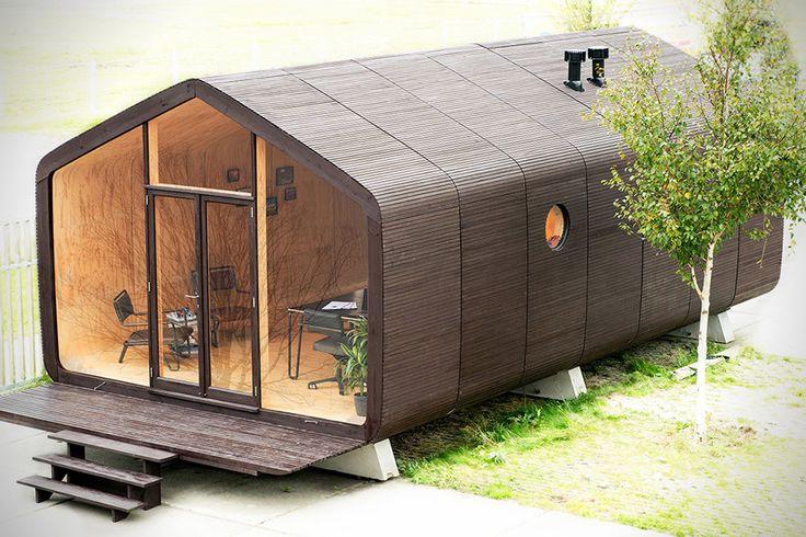 Modular Wikkel House