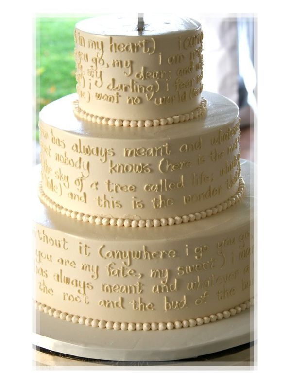 a wedding cake poem 1000 images about sweet inspirations on 10977