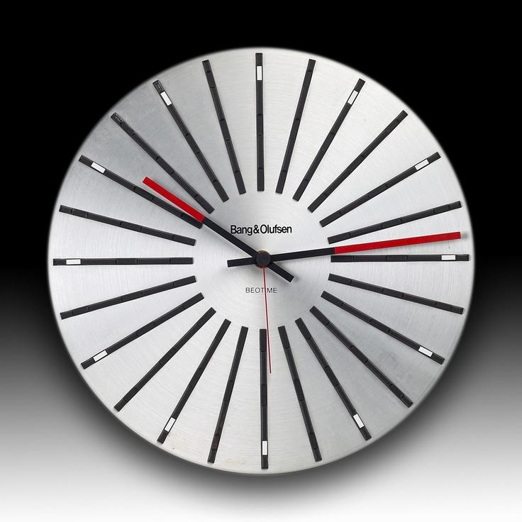 Bang & Olufsen BeoTime Clock 1980