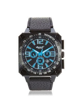 66% OFF Ingersoll Men's 3204BKB Bison No. 20 Black Stainless Steel Watch