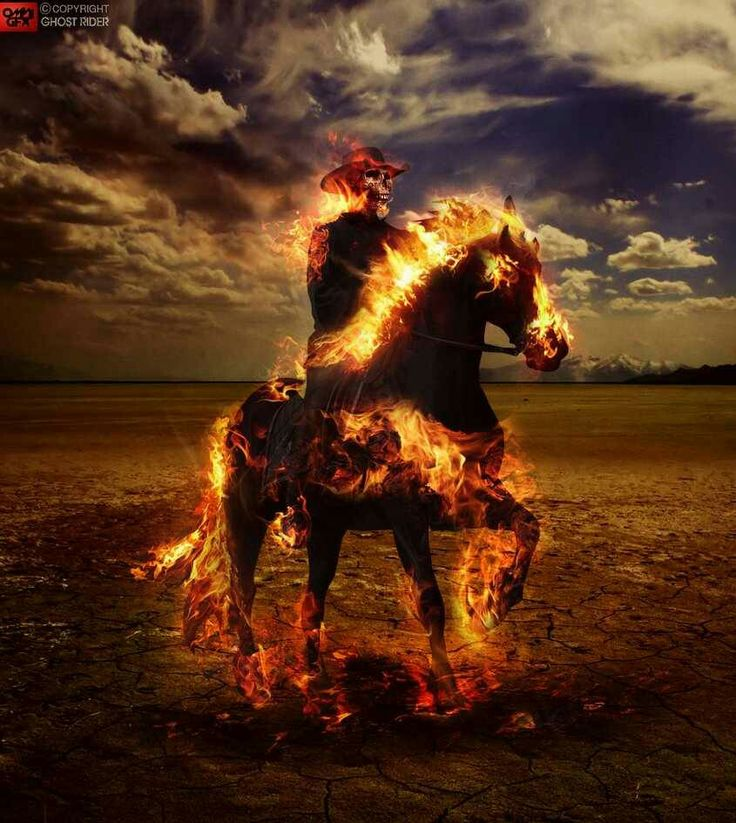 The Original Ghost Rider The Old West. | True Warriors ...