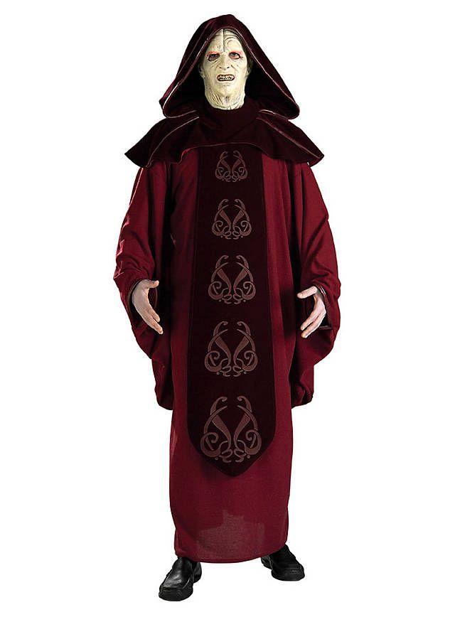 Star Wars Imperator Palpatine Supreme Edition Kostüm