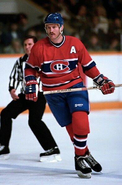 Larry Robinson | Montreal Canadiens | NHL | Hockey