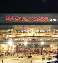 Smoothie King Center, home of the New Orleans P elicans