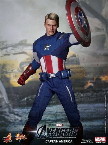 Сшить костюм капитана америки