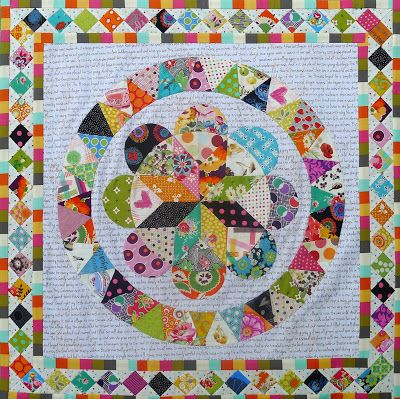 Cabbage Quilts: Another Border or Two