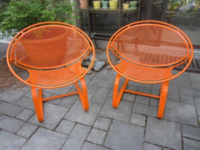 Orange Patio Chairs 41 best outdoor furniture images on pinterest | outdoor furniture