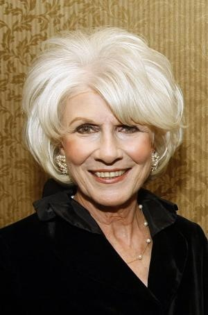 Diane Rehm Iconic voice and informative and relevant show on NPR. I've been listening to her for at least 13 years. Whoo whoo Diane!