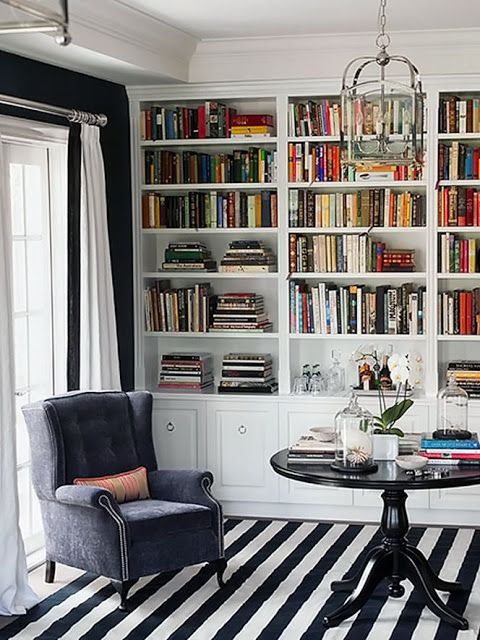 Three beautiful libraries | Daily Dream Decor