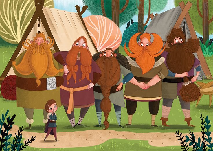 Viking Beard Competition on Behance