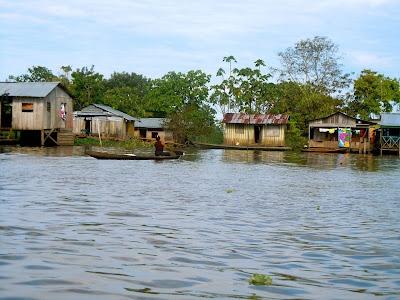 The Amazon - Leticia, Colombia