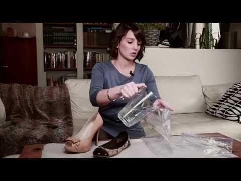 ▶ LRDS présente: Truc pour agrandir des chaussures - YouTube