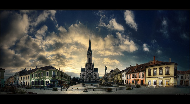 Kőszeg, Hungary- Where some of my favorite people live!