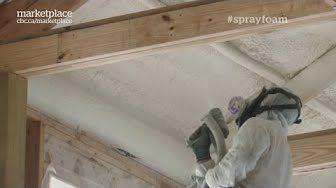 SPRAY FOAM insulation nightmare