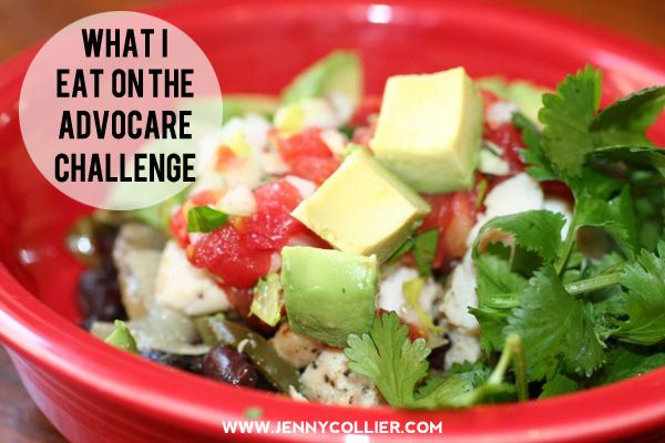 advocare 24 day challenge results and meal plan | jenny collier blog